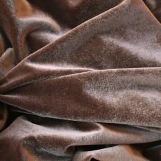 Kadife Kumaş Kahverengi