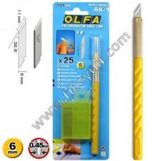 Olfa Kretuar Bıçağı
