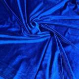 Kadife Kumaş Mavi