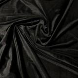 Kadife Kumaş Siyah
