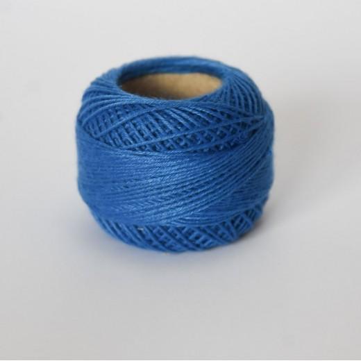 Punch Nakış İpliği-Saks Mavi