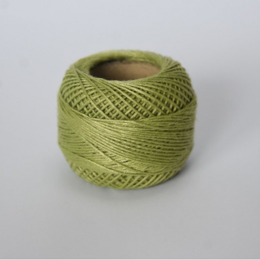 Punch Nakış İpliği-Yağ Yeşili